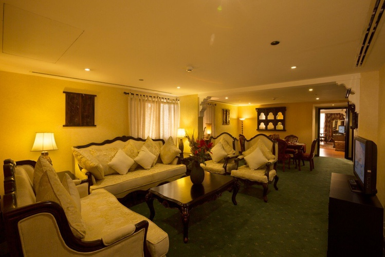 Grand Suites Arabian Courtyard Hotel & Spa Bur Dubai