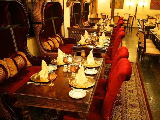 Restaurante Arabian Courtyard Hotel & Spa Bur Dubai